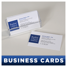 Click here to order business cards