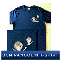 Click here to order a pangolin t-shirts