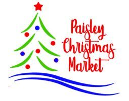 Paisley Christmas Market Logo