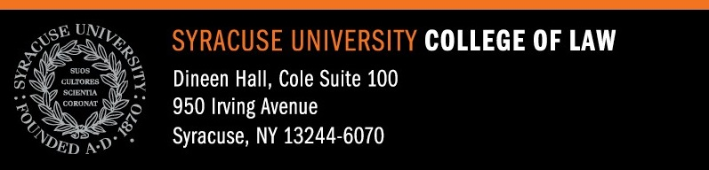 Syracuse University Office of Financial Aid and Scholarship Programs