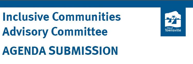 ICAC Agenda Submission