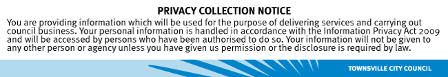 Privacy Collection Notice